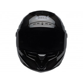 Casque BELL Race Star Flex Carbon Lux Matte/Gloss Black/Orange taille XXL