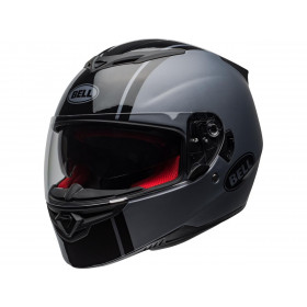 Casque BELL RS-2 Rally Matte/Gloss Black/Titanium taille XS