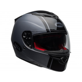 Casque BELL RS-2 Rally Matte/Gloss Black/Titanium taille S