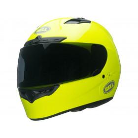 Casque BELL Qualifier DLX MIPS Gloss Hi-Viz Yellow taille M