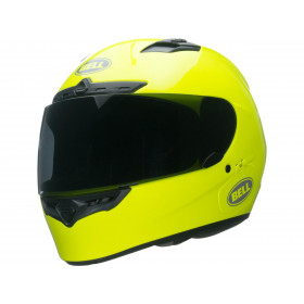 Casque BELL Qualifier DLX MIPS Gloss Hi-Viz Yellow taille L