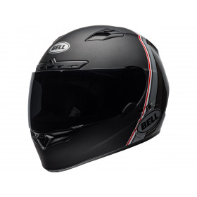 Casque BELL Qualifier DLX MIPS Illusion Matte/Gloss Black/Silver/White taille XL
