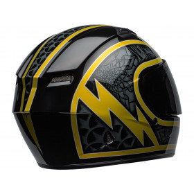 Casque BELL Qualifier Scorch Gloss Black/Gold Flake taille XS