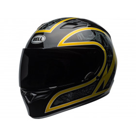 Casque BELL Qualifier Scorch Gloss Black/Gold Flake taille M