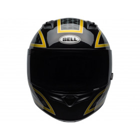 Casque BELL Qualifier Scorch Gloss Black/Gold Flake taille XXL
