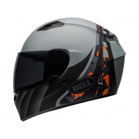 Casque BELL Qualifier Integrity Matte Camo Titanium/Orange taille XL
