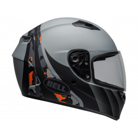 Casque BELL Qualifier Integrity Matte Camo Titanium/Orange taille XXL