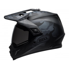Casque BELL MX-9 Adventure MIPS Stealth Matte Black Camo taille S
