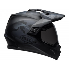 Casque BELL MX-9 Adventure MIPS Stealth Matte Black Camo taille L