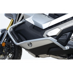 Protections latérales R&G RACING argent Honda X-ADV