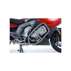 Protections latérales R&G RACING argent BMW K1600GT