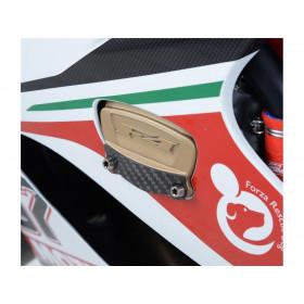 Slider moteur gauche R&G RACING carbone MV Agusta F4 1000R