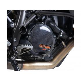 Slider moteur droit R&G RACING carbone KTM 1290 Super Adventure