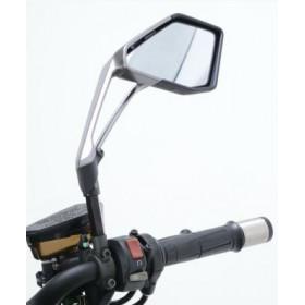 Réhausses de rétroviseur R&G RACING M10 x 1,50 x 12 - longueur 45mm noir