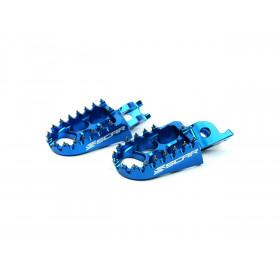Repose-pieds SCAR Evo bleu