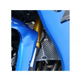 Protection de radiateur R&G RACING inox Suzuki GSX-S1000