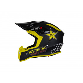Casque JUST1 J38 Rockstar Gloss taille S
