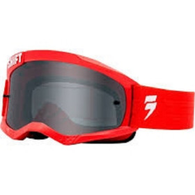 WHIT3 LABEL GOGGLE [RD] OS