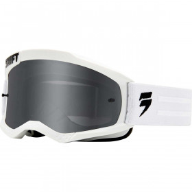 WHIT3 LABEL GOGGLE (WHITE) [WHT] OS