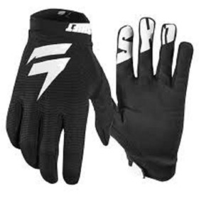 YOUTH WHIT3 AIR GLOVE [BLK] L