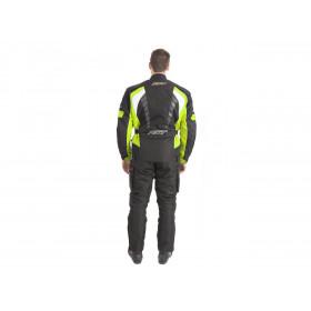 Veste RST Alpha IV textile toutes saisons jaune fluo taille XL homme