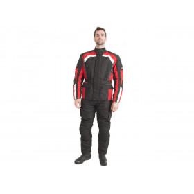 Veste RST Alpha IV textile toutes saisons rouge taille L homme