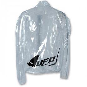 Veste de pluie UFO transparente taille M
