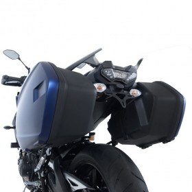 Support de plaque R&G RACING noir Yamaha MT-09 Tracer