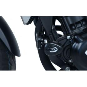 Tampons de protection R&G RACING Aero noir Honda CB300R