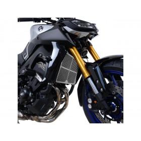 Protection de radiateur R&G RACING inox Yamaha MT-09 SP