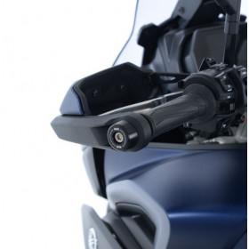 Embouts de guidon R&G RACING noir Yamaha Tracer 900GT