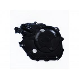 Couvre-carter droit (embrayage) R&G RACING noir Suzuki SV650X