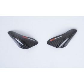 Sliders de reservoir R&G RACING carbone Kawasaki Z650