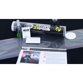 Seconde peau R&G RACING transparent Kawasaki H2 SX