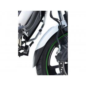 Extension de garde-boue R&G RACING noir Kawasaki H2 SX