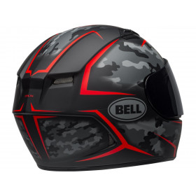 Casque BELL Qualifier Stealth Camo Red taille S