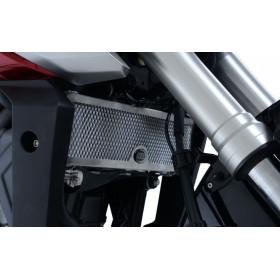 Protections de radiateur R&G RACING noir Honda CB125R