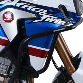 Protections latérales R&G RACING noir Honda Africa Twin Adventure SP