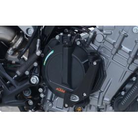 Slider moteur droit R&G RACING noir KTM 790 Duke