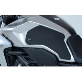 Kit grip de réservoir R&G RACING translucide (4 pièces) Honda CB300R