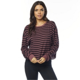 STRIPED OUT LS THERMAL CROP RSE XS