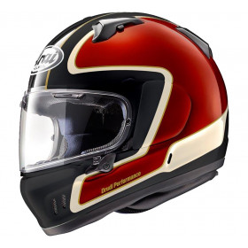 Casque ARAI Renegade-V Outline Cherry taille L