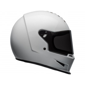 Casque BELL Eliminator Gloss White taille M