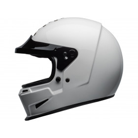 Casque BELL Eliminator Gloss White taille L