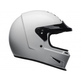 Casque BELL Eliminator Gloss White taille XL