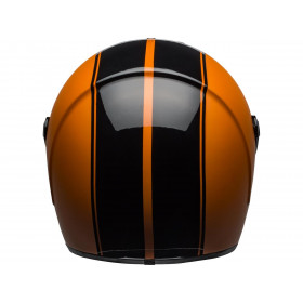 Casque BELL Eliminator Rally Matte/Gloss Black/Orange taille XXXL