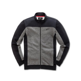 SPEED FLEECE BLACK L