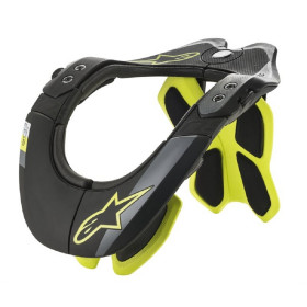 BNS TECH-2 BLACK YELLOW FLUO LXL