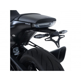 Support de plaque R&G RACING noir Husqvarna 701 Vitpilen