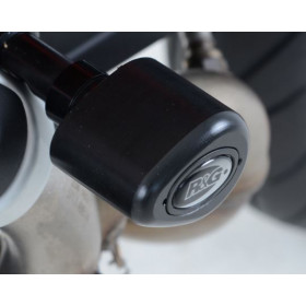 Tampon de rechange R&G RACING Aéro noir
